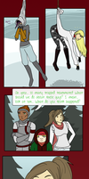 DR: The Incredible Demigods by VicariousRed