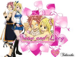 Natsu and Lucy 2 by Tokiarika