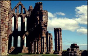 Whitby Abbey by Uryviel