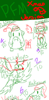 PFM: Xmas Edition even though I hate Christmas by alterene