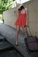 holiday with the pin up by priscilla-world