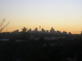 Sunrise In Sydney by livwell2