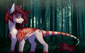 Deep In The Forest by Scaevitas