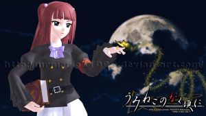 [MMD] Golden Butterfly... by MrMario31095