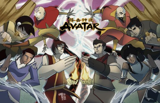 The Avatar by Pumaboy3d
