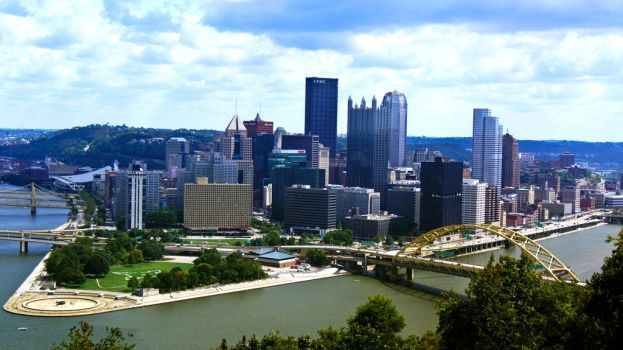 Pittsburg by Konic222