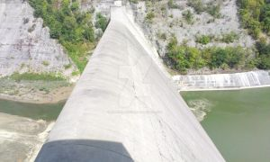 Mt. Morris Dam by Android-shooter