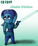 Iinala Pickoo the Jedi Knight by Az-Pekt