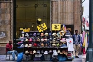 New-York-Hat-Store by NDCott