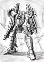 Armored Core 1 by Fahad-Naeem