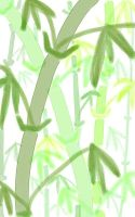 Bamboo by jacobjellyroll