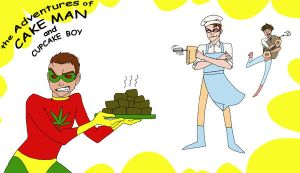 CAKE MAN by cesca-specs