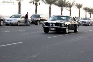 Ford Mustang by ramyk