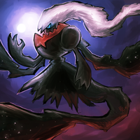 Gen 4 collab - Darkrai by Emilianite