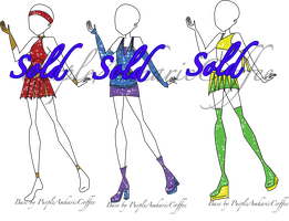 Magic Winx Outfits 1 (Gone) by PurpleAmharicCoffee