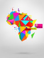 Open Music Africa by Odexra