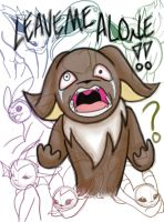 Eevee says...... by NintendoBrattU