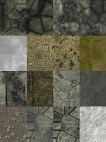 Texture Pack 1 by scetxr-efx