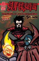 SUPERSATAN UNHOLLY ALLIANCE by CHIZZZ