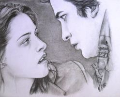 Edward and Bella by Lunicqa