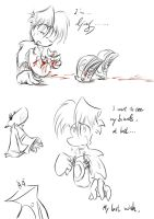 :Rayman:last wish by amberday