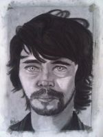 Charcoal practice - Whishaw by n4c9s