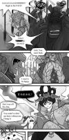 Smite: The end,  page 242 by Zennore