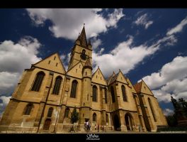 The Evangelical Cathedral II by vxside