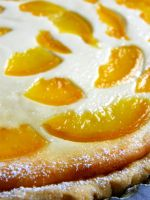 Cheesecake with Tangerines by Wilhelmine