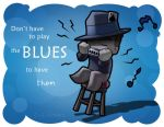 BILY Cards - The Blues by CGVickers