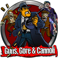 Guns, Gore and Cannoli v2 by POOTERMAN