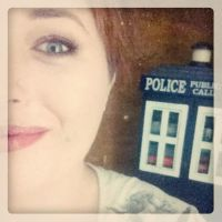 Me and my TARDIS by SometimesAliceFX