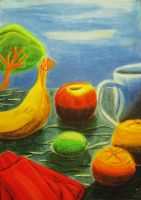 still life the get together by Chen-Bo-Quan