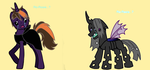 The two sides of Alex. by riversongpond