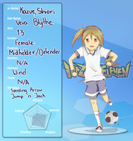 InazumaGenerations Application Form by XSkyeStarlX