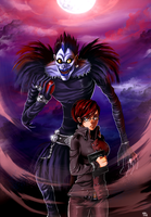 Death Note by besa1