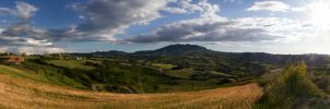 San Marino Panorama by Audiojaxs