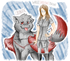 Cadaver and WST by WhereShadowsThrive
