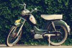 My moped - Union Sport O matic from 1964 by sietske-78
