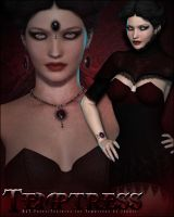 Temptress for Vampiress by cosmosue