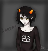 Karkat by Drawing-Heart