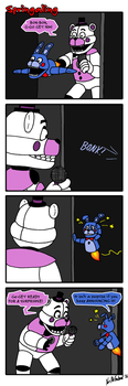 Springaling 223: Subtlety by Negaduck9