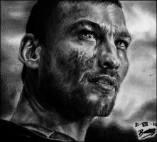 Andy Whitfield -SPARTACUS 3- by ladarkfemme