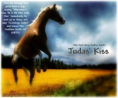 Judas' Kiss by JuneButterfly-stock
