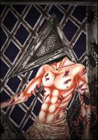 - pyramid head - by Dgylia