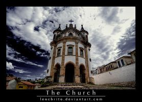 The church by leocbrito
