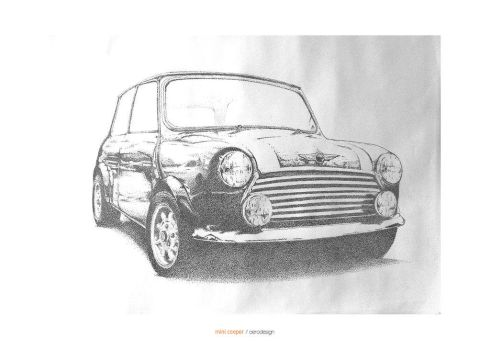 Mini Cooper by AeroDesign94