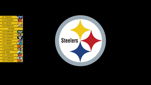 Pittsburgh Steelers 2013 Schedule Wallpaper by SevenwithaT