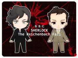 BBCSherlock: the Fall by yasaka-unabara
