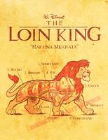 THE LOIN KING final colors by pop-monkey